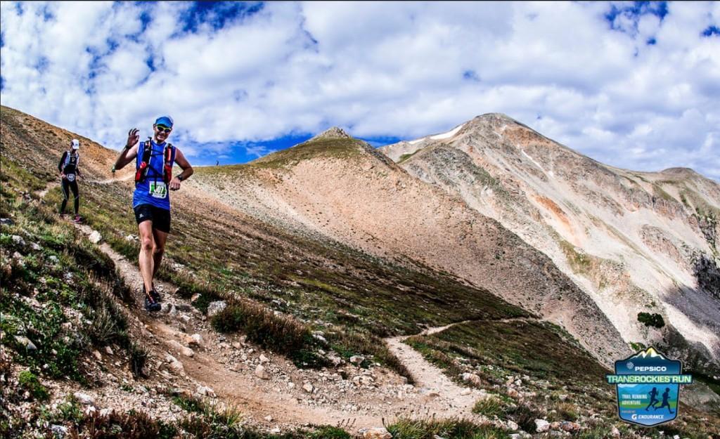 TransRockies Colorado Running Race