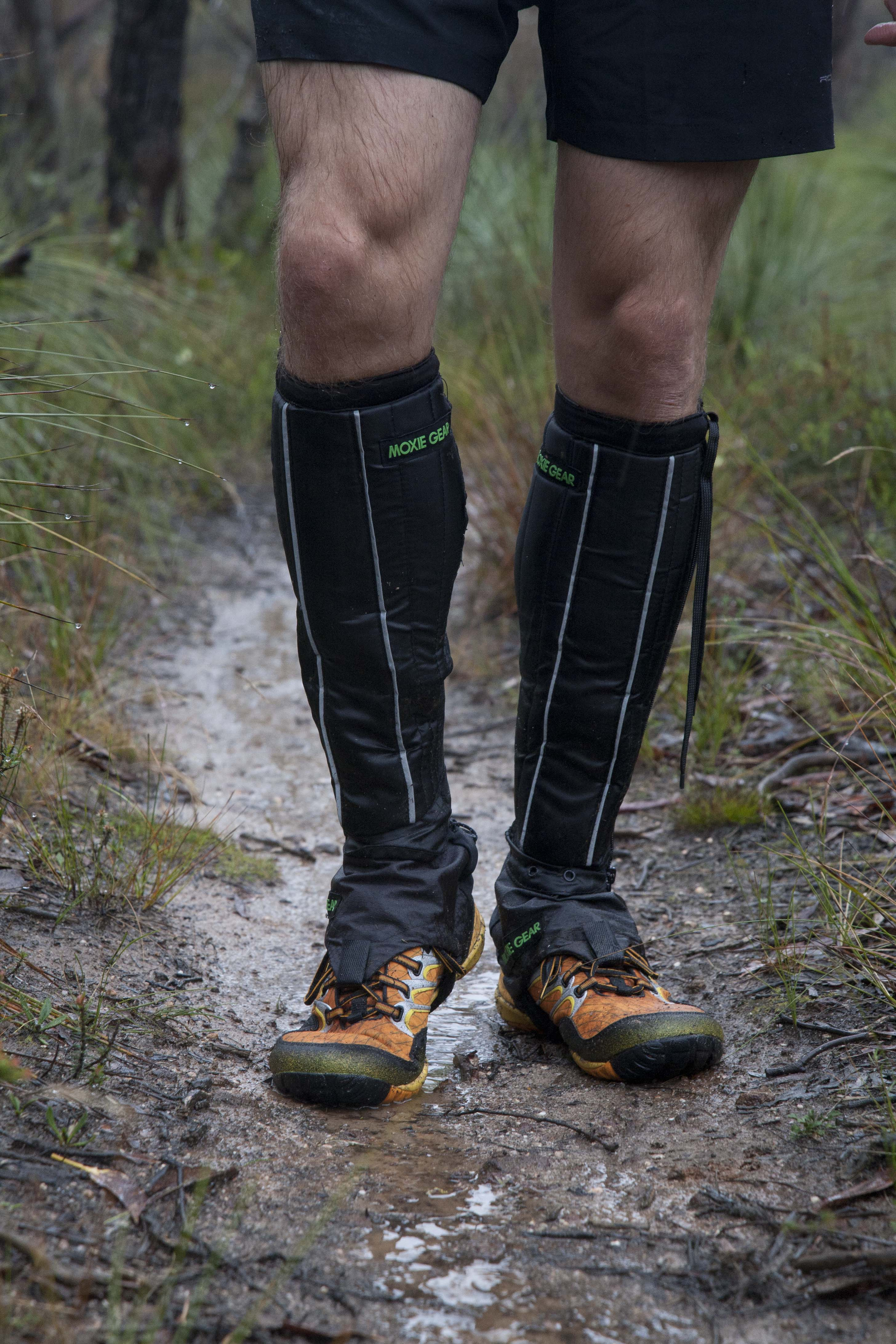 Moxie Gear Gaiters Trailrun Magazine