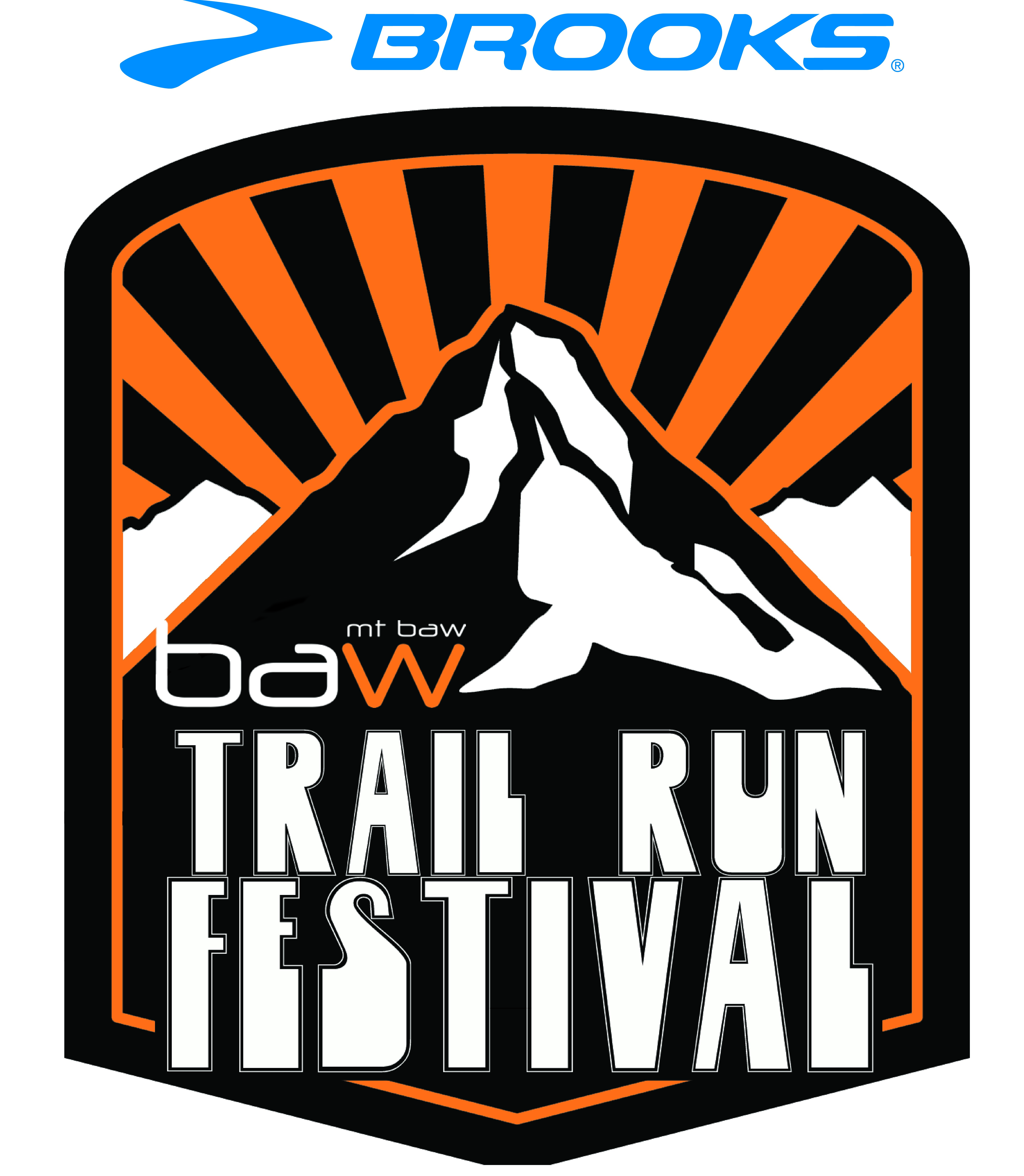 TRAIL RUN FEST _ LOGO _ SHIELD ONLY