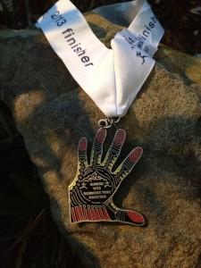 glen medal
