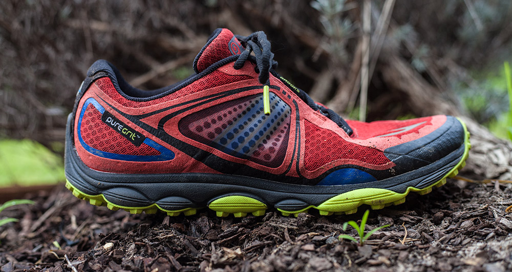 1c1a654aed8 REVIEW  Brooks Pure Grit 3 - TrailRun Magazine