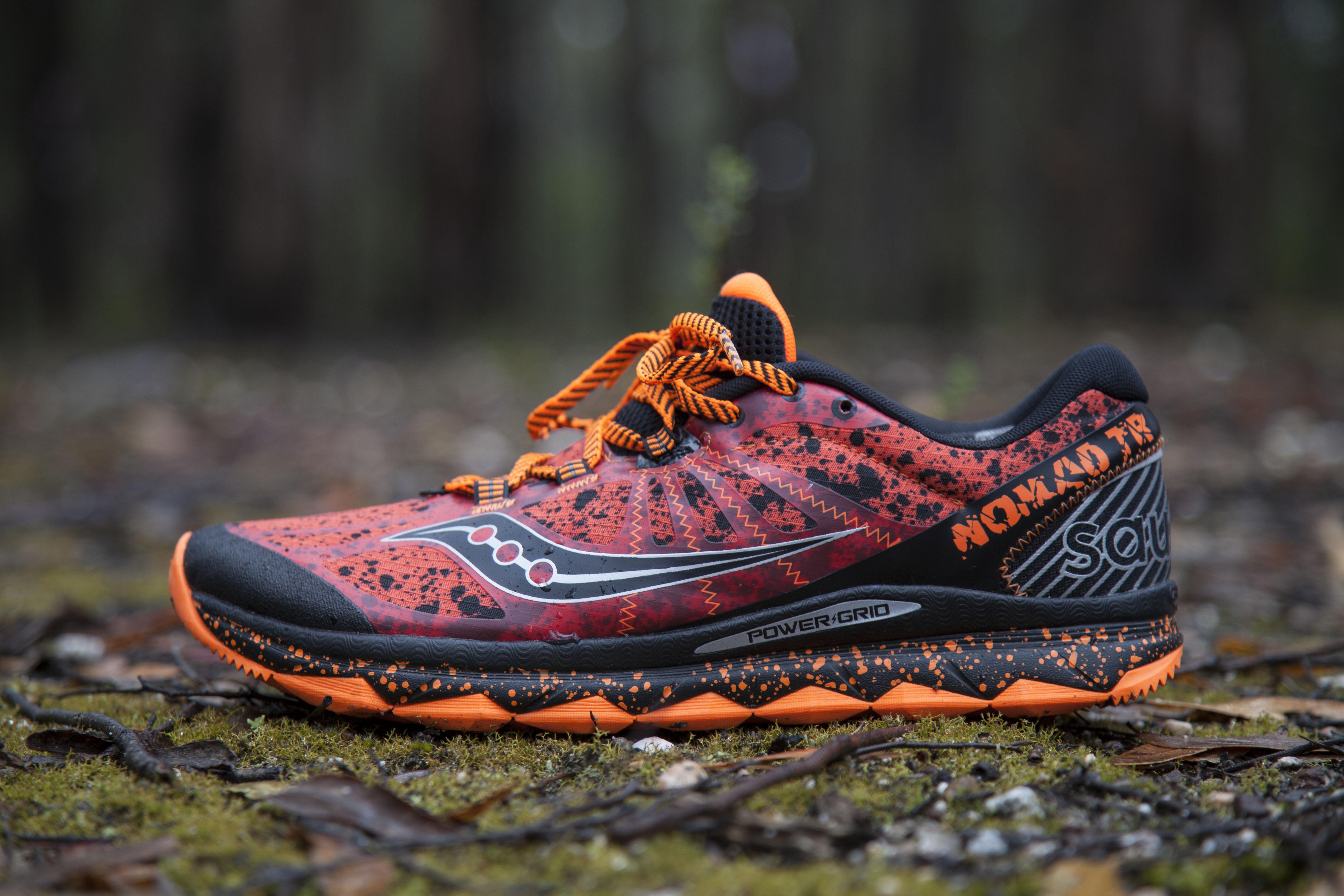 Shoe Review  Saucony Nomad TR - TrailRun Magazine 35af26621