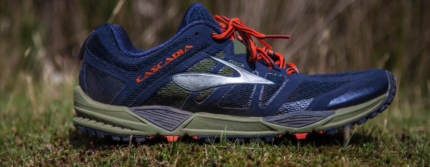 d9d43b9efecaf Shoe review  Brooks Cascadia 11 - TrailRun Magazine