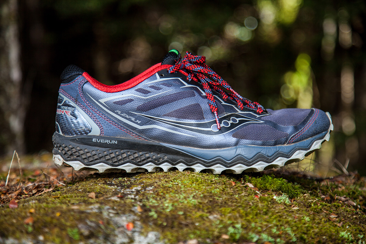 8ff23c0ecf30 TRAIL SHOE REVIEW  Saucony Peregrine 6 - TrailRun Magazine