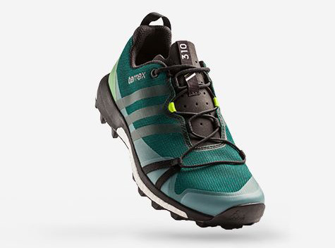 Adidas Performance Terrex Agravic Boa Trail Running Shoes