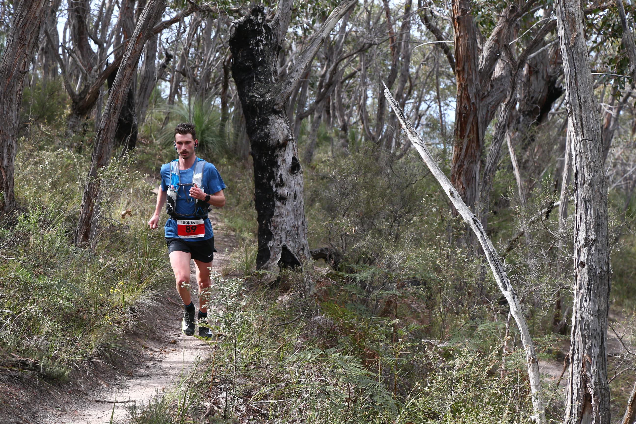 Ash Watson Mens 100km winner