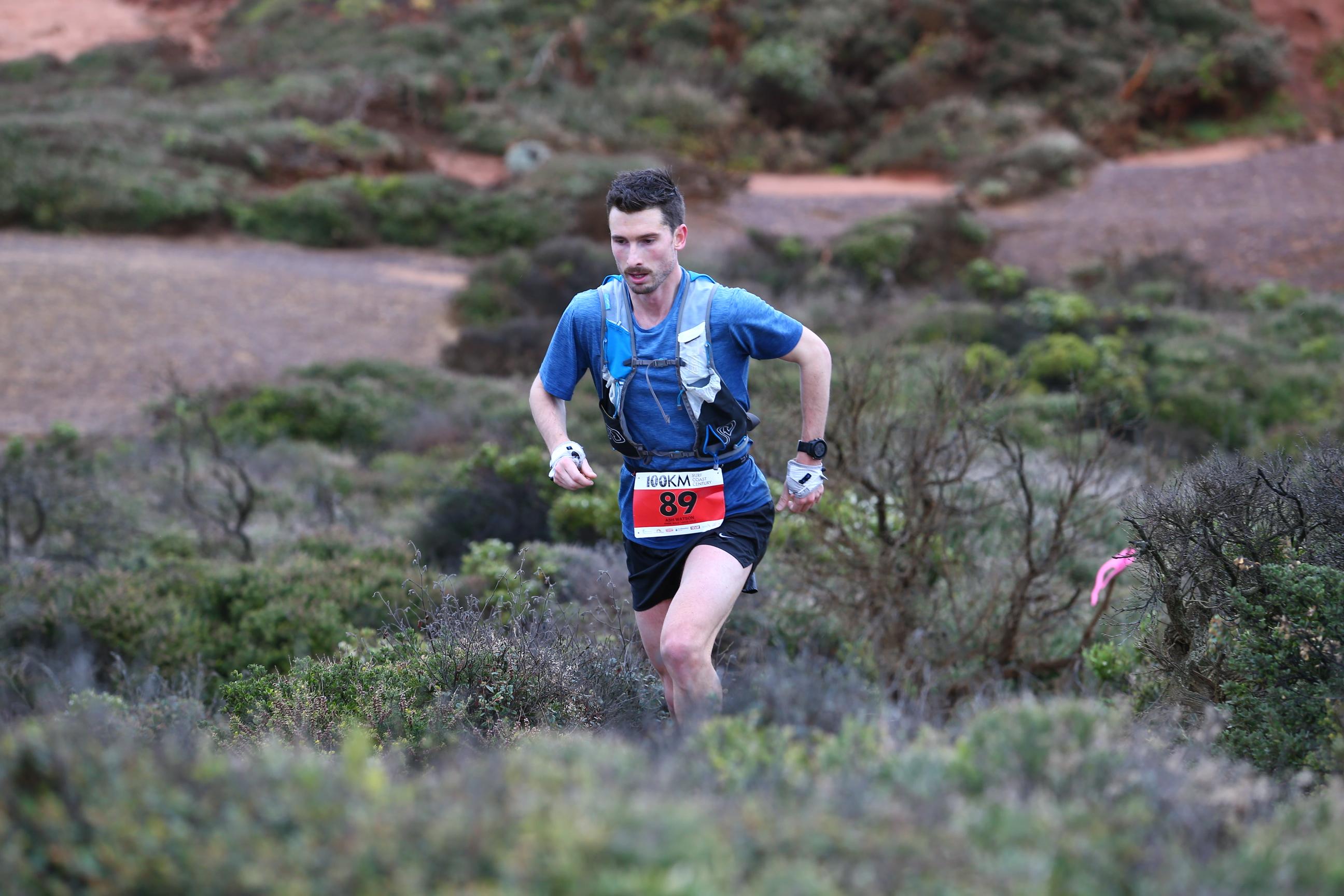 Ash Watson Mens 100km winner __