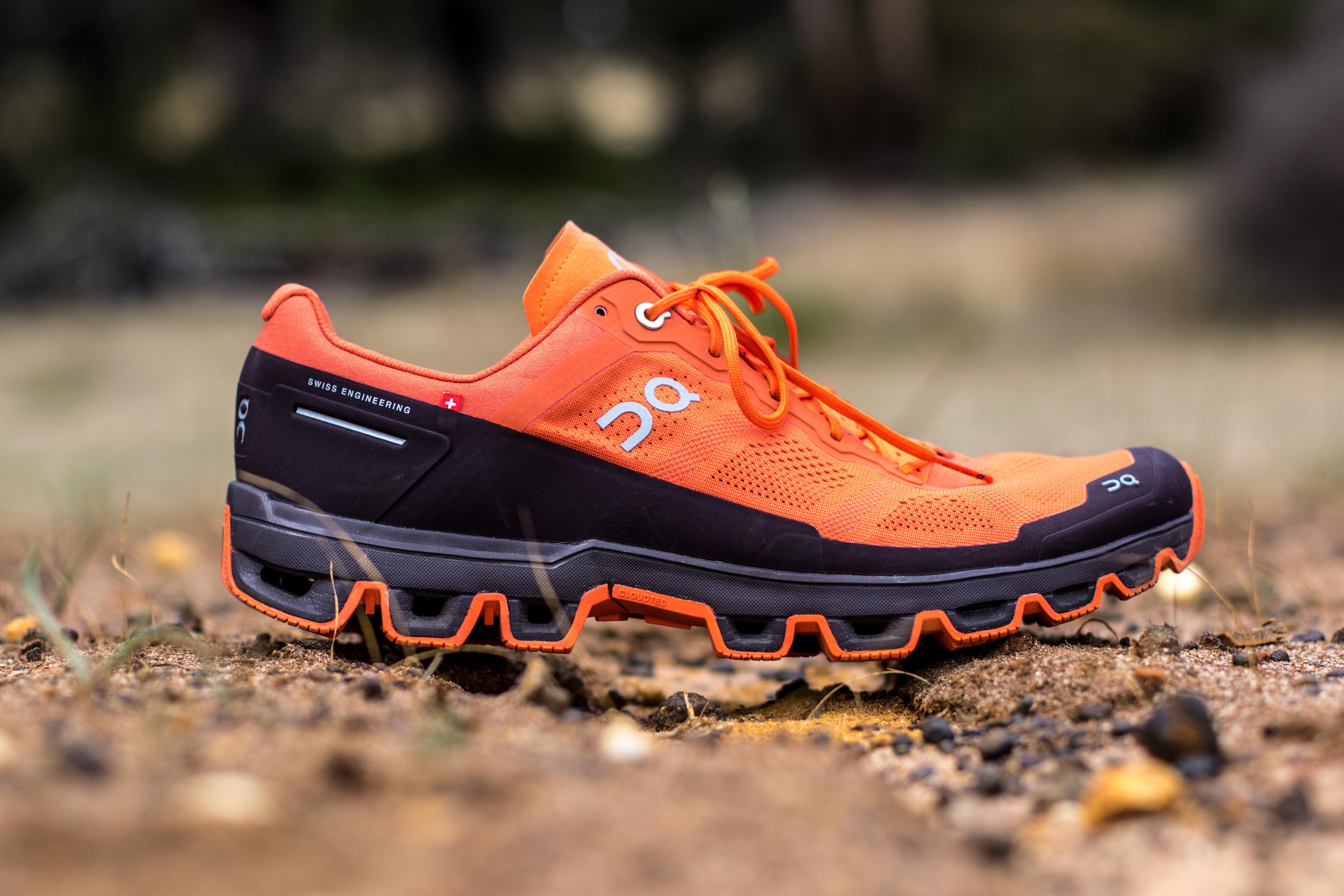 Trail Shoe Review On Cloudventure , TrailRun Magazine