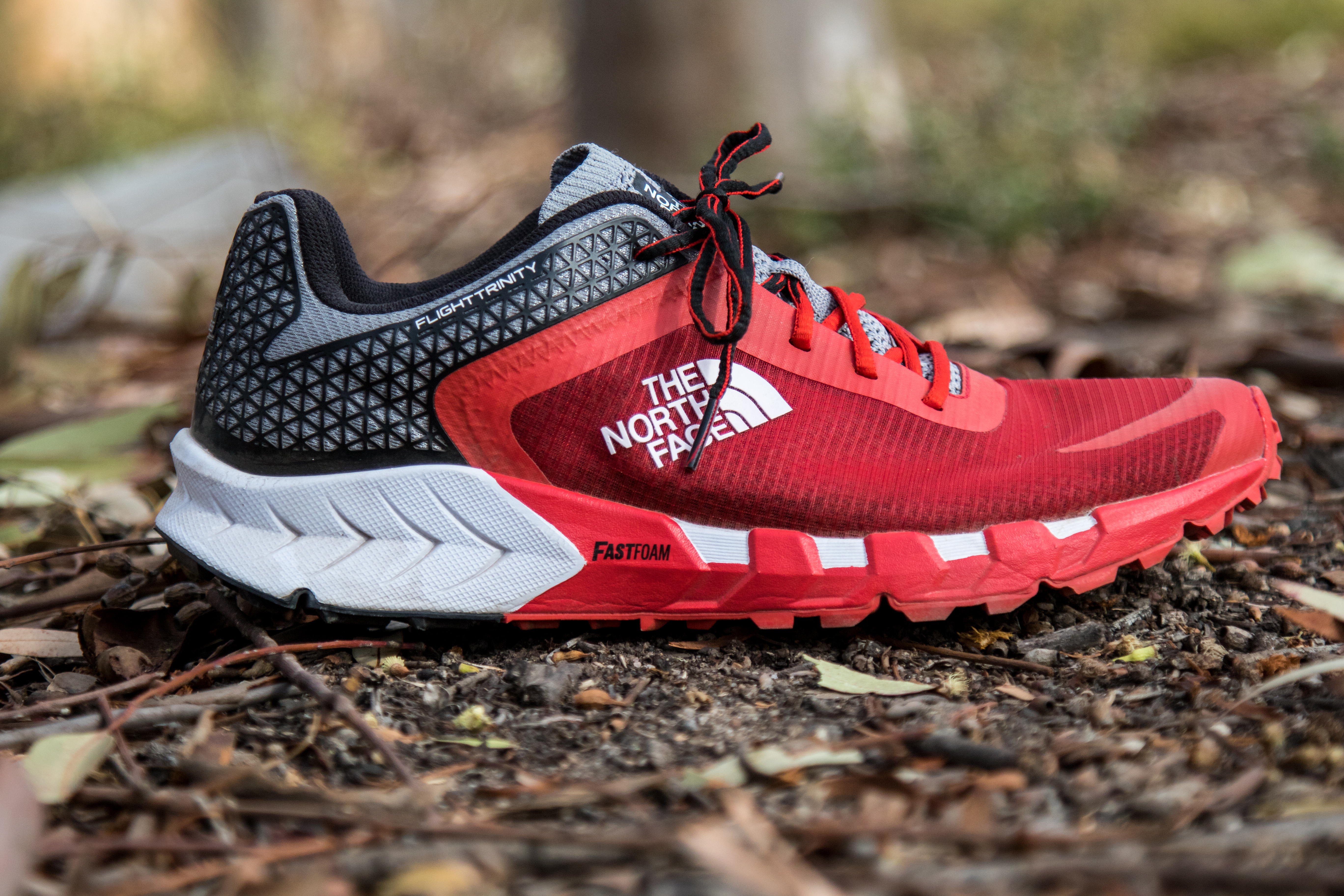 Shoe review: The North Face Flight