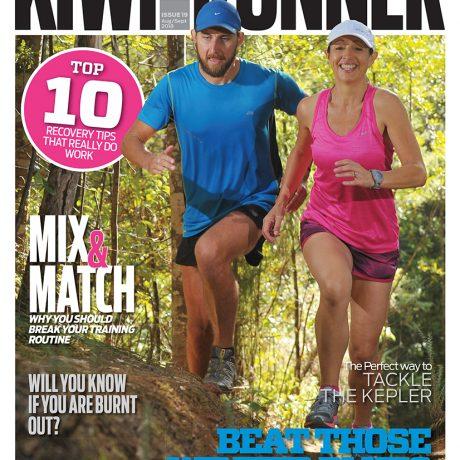 Kiwi Trail Runner Cover AugSept18.indd