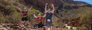 Run Larapinta stage race about to kick off
